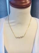 Halsband, kort, Hjärtslag