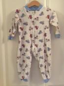 Pyjamas, stl 74/80, Kappahl