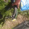 kylarlock med slang