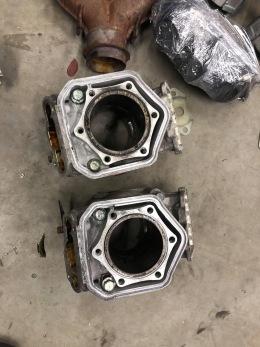 cylindrar skurna