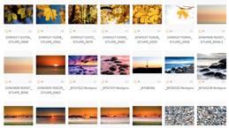 Bilder som är fotograferade i närområdet - platser du känner igen men fotograferade vid speciella tillfällen eller fotograferade på speciella sätt.