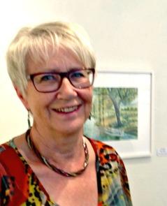 Ann Johansson, sept 2016