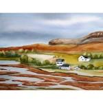 Skotsk natur I, 40x50 cm, SEK 1800