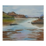Skotsk natur III, 40x50 cm, SEK 1800