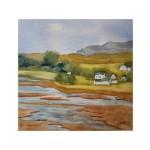 Skotsk natur, 40x40 cm, SEK 1800