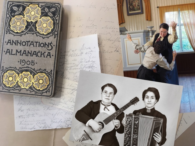 Foto: Missionären - Sofia Runarsdotter; Arkiv Maja Beskow - Karin Holmgren Bildkollage: Carina Bygdemark