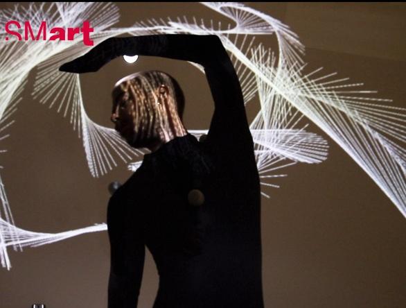 Bild: Trace of Light, SMart Produktionshus