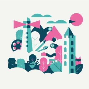 Illustration över upphovsrätten av designerduon Transfer Studio. Läs mer om illustrationen genom att klicka på bilden.
