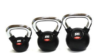STI Kettlebell paket - STI Kettlebell paket