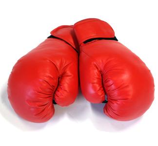 Boxhandskar - Boxhandskar
