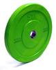 STI Fitness bumper plates - STI Bumper plate 10 kg