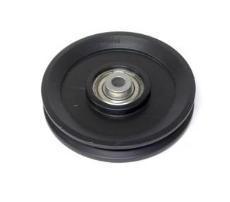 Nylonhjul 115mm - Nylonhjul 115mm