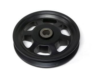 Metallhjul 110mm - Metallhjul 110mm