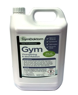 GymSpray Refill 5L - GymSpray Refill 5L