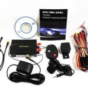 TK103B Vehicle Car GPS Tracker