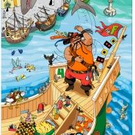 Farlige Fredrik, Liber Piratresan 2007