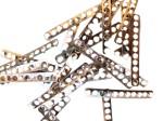 SMT splice clip brass