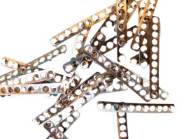 SMT splice clips
