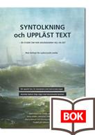 Syntolkning och uppläst text - tryckt bok