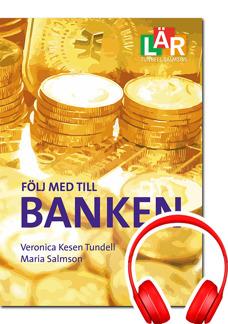 Följ med till Banken - Nedladdningsbar DAISY - Följ med till Banken - DAISY