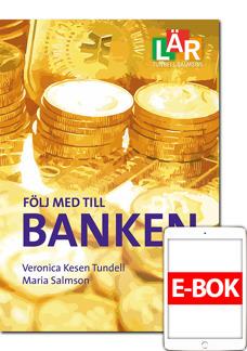 Följ med till Banken - ebok - Följ med till Banken - E-bok
