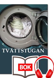 Följ med till Tvättstugan - tryckt bok + DAISY -