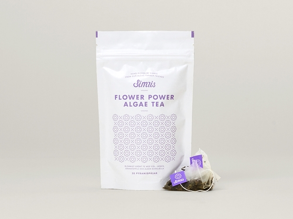 ALGTÈ FLOWER POWER | ALGAE TEA -