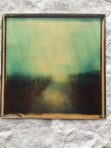 VYKORT DAN ISAAC WALLIN | POSTCARD - Vykort PATH Dan Isaac Wallin (väg)