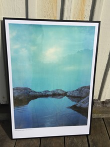 POSTER - DAN ISAAC WALLIN - Poster CONTEXT, Dan Isaac Wallin (havsvik)