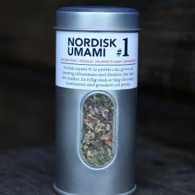 NORDISK UMAMI #1 | NORDIC UMAMI #1