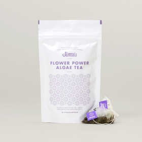 ALGTÈ FLOWER POWER | ALGAE TEA