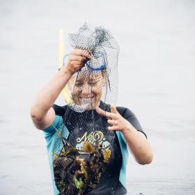 TÅNGSAFARI I GREBBESTAD | SEAWEED SAFARI