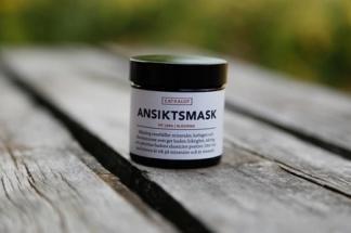 ANSIKTSMASK MED TÅNG | SEAWEED MASK - Tångansiktsmask