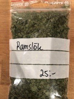 RAMSLÖK SVERIGE - Ramslök, liten påse