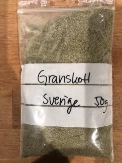 GRANSKOTT SVERIGE - Granskott, 50g