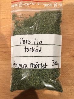 PERSILJA - Persilja, 30g