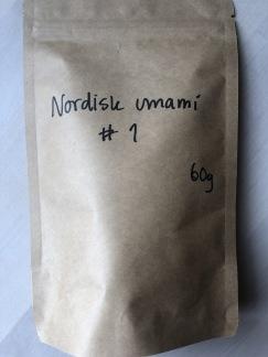 Nordisk umami #1 -