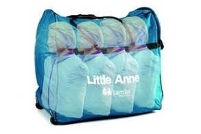Little Anne 4-pack, laerdal - Little Anne 4-pack, laerdal