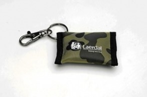 Nyckelring Ansiktsskydd 25st Kamouflage - Nyckelring Ansiktsskydd 25st Kamouflage