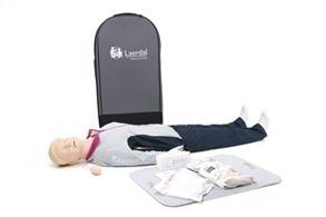 Resusci Anne First Aid Full Body Trolley Suitcase - Resusci Anne First Aid Full Body Trolley Suitcase