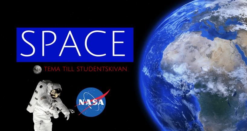 SPACE ett tema till Studentskivan