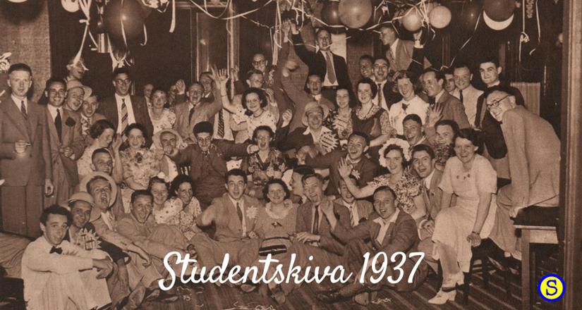 Studentskiva 1937