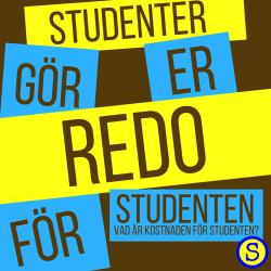 Kostnad för en student. Vad är den?
