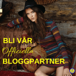 Bli vår officiella bloggpartner