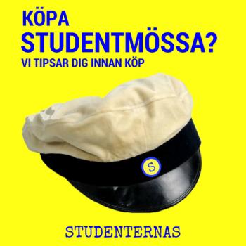 Köpa studentmössa? Vi tipsar dig innan köp