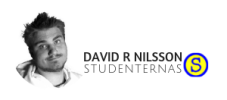 Conny Nilsson från Studenternas.