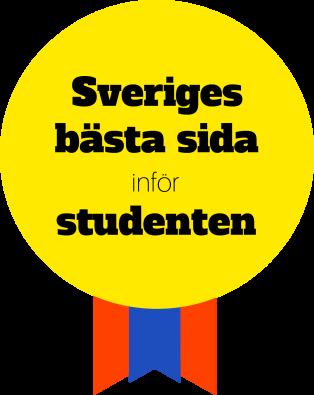 Sveriges bästa sida inför studenten