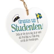 Studenthjärta