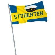 Studentflagga 90x60 cm