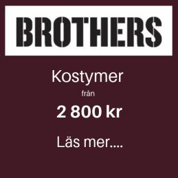 Studentkostym Brothers